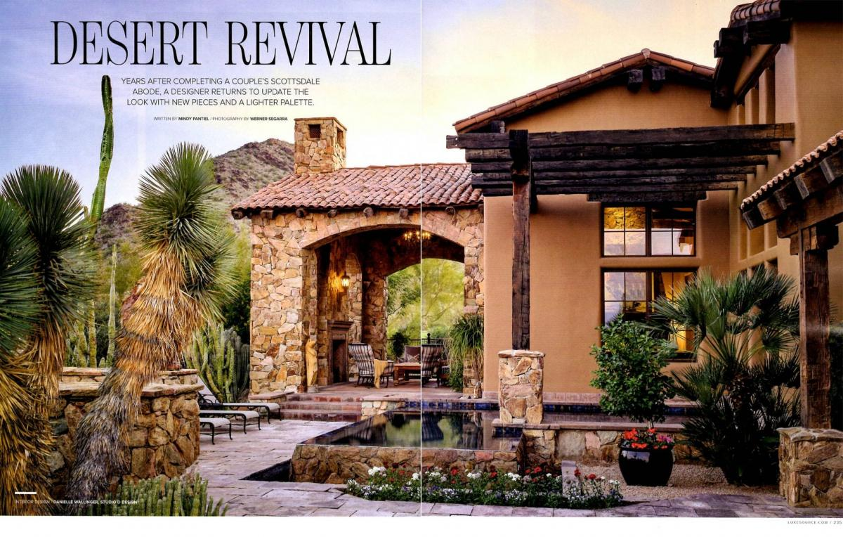 LUXE MAGAZINEARIZONAMARCH/APRIL 2019